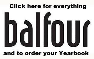 click here to order everything balfour and to order yearbook