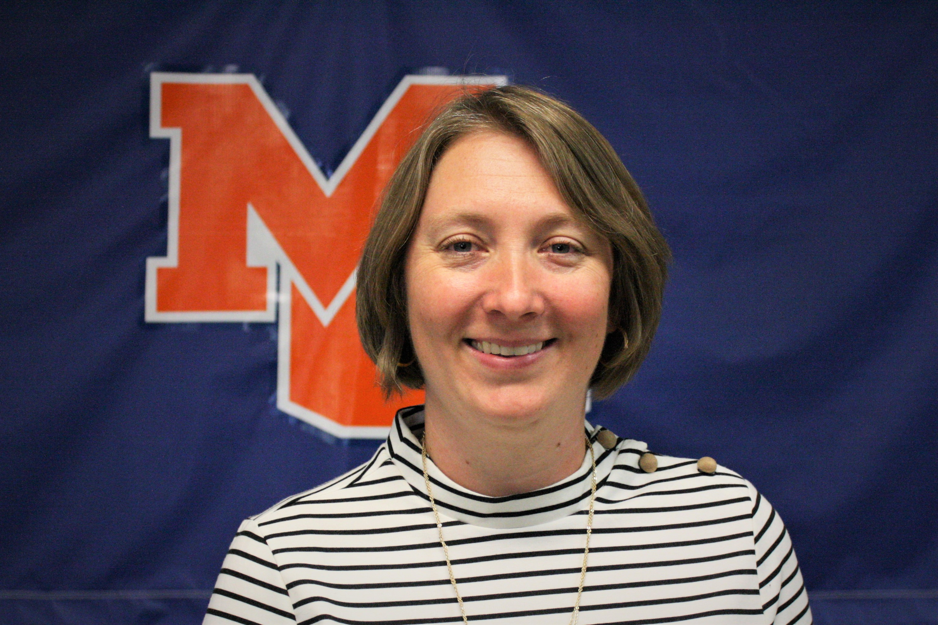 Patricia Greer, new MCHS Principal