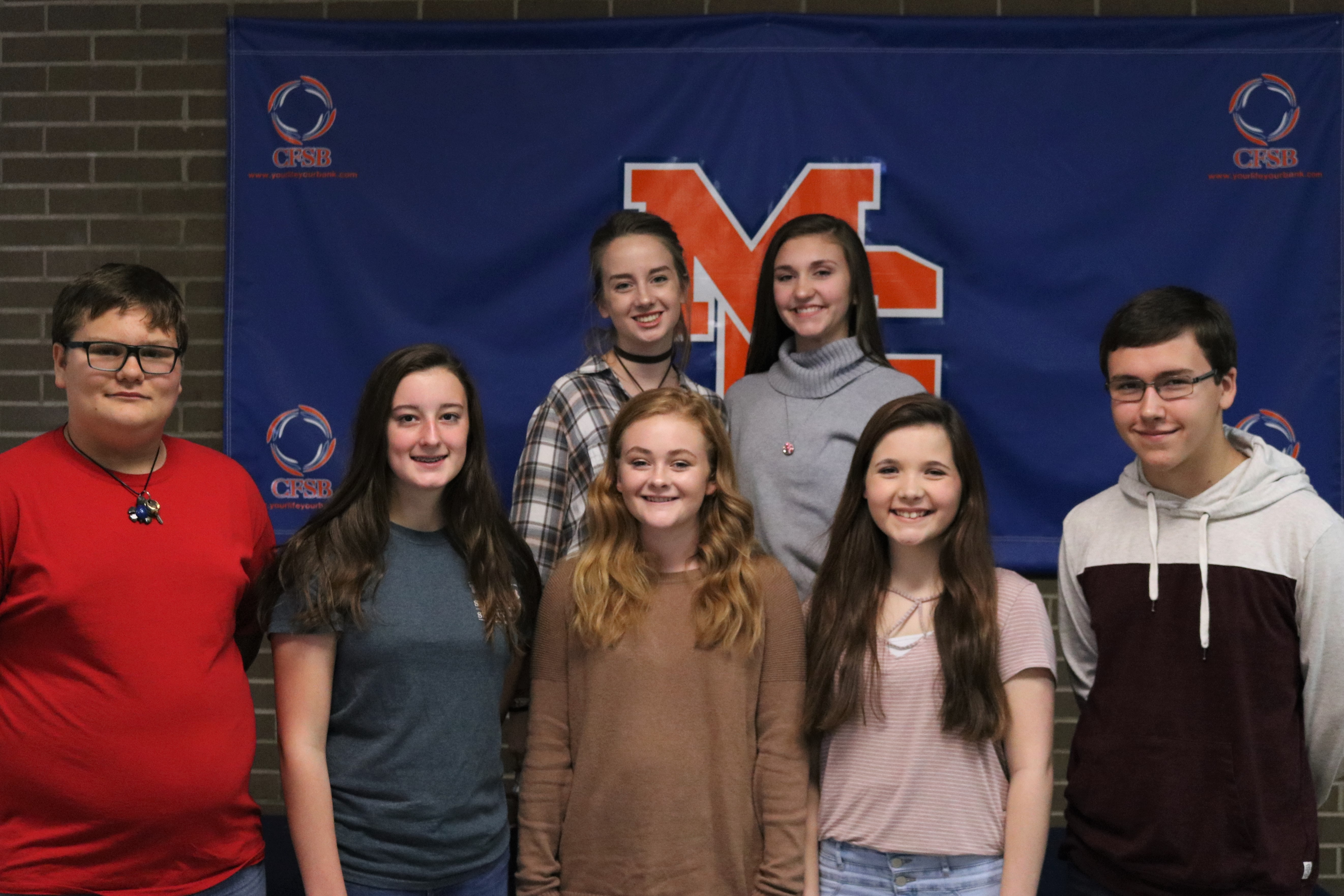 MCHS Students Chosen for East Coast History Tour