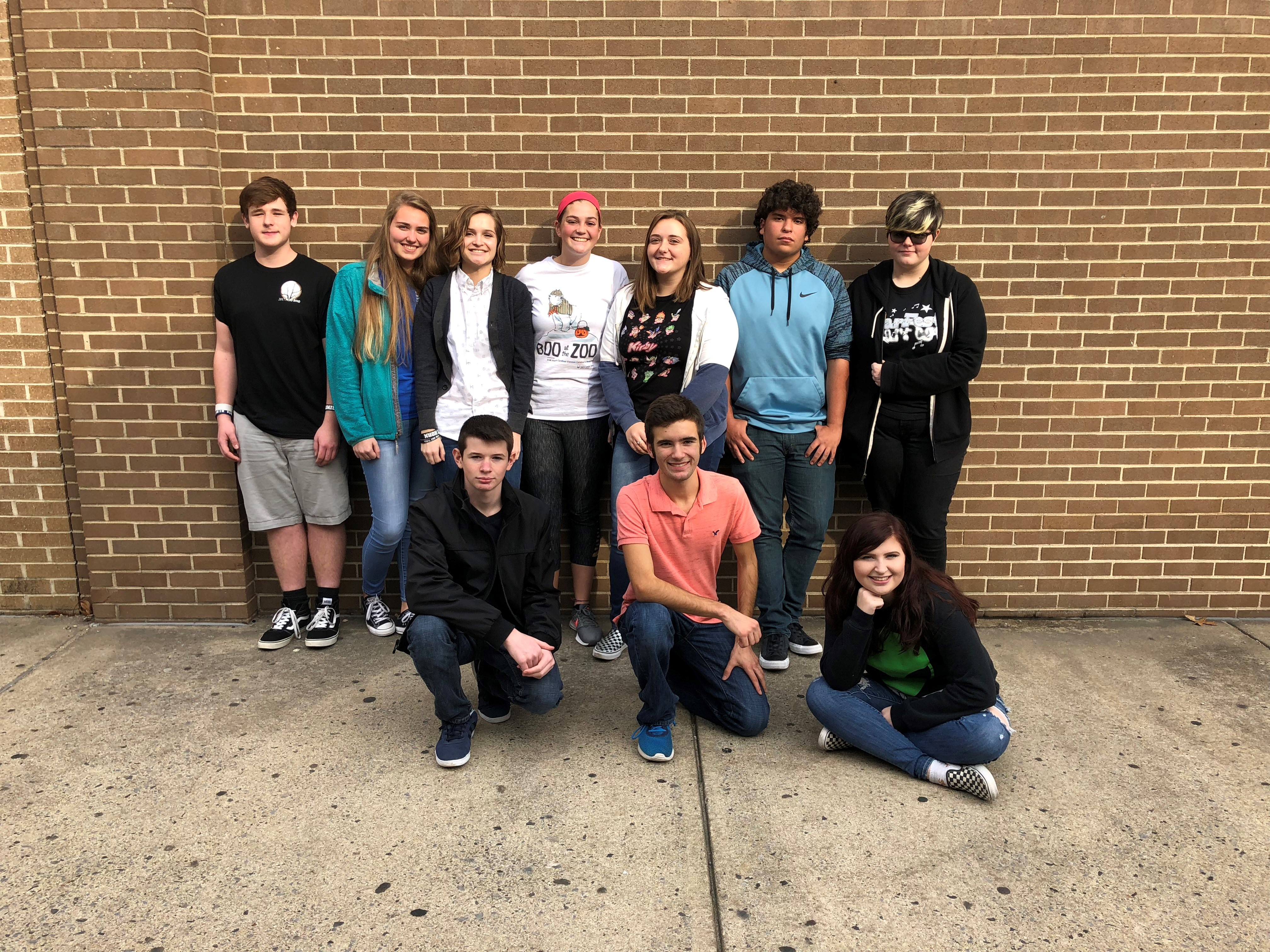 Mchs Students Selected For The All District Concert Band Marshall
