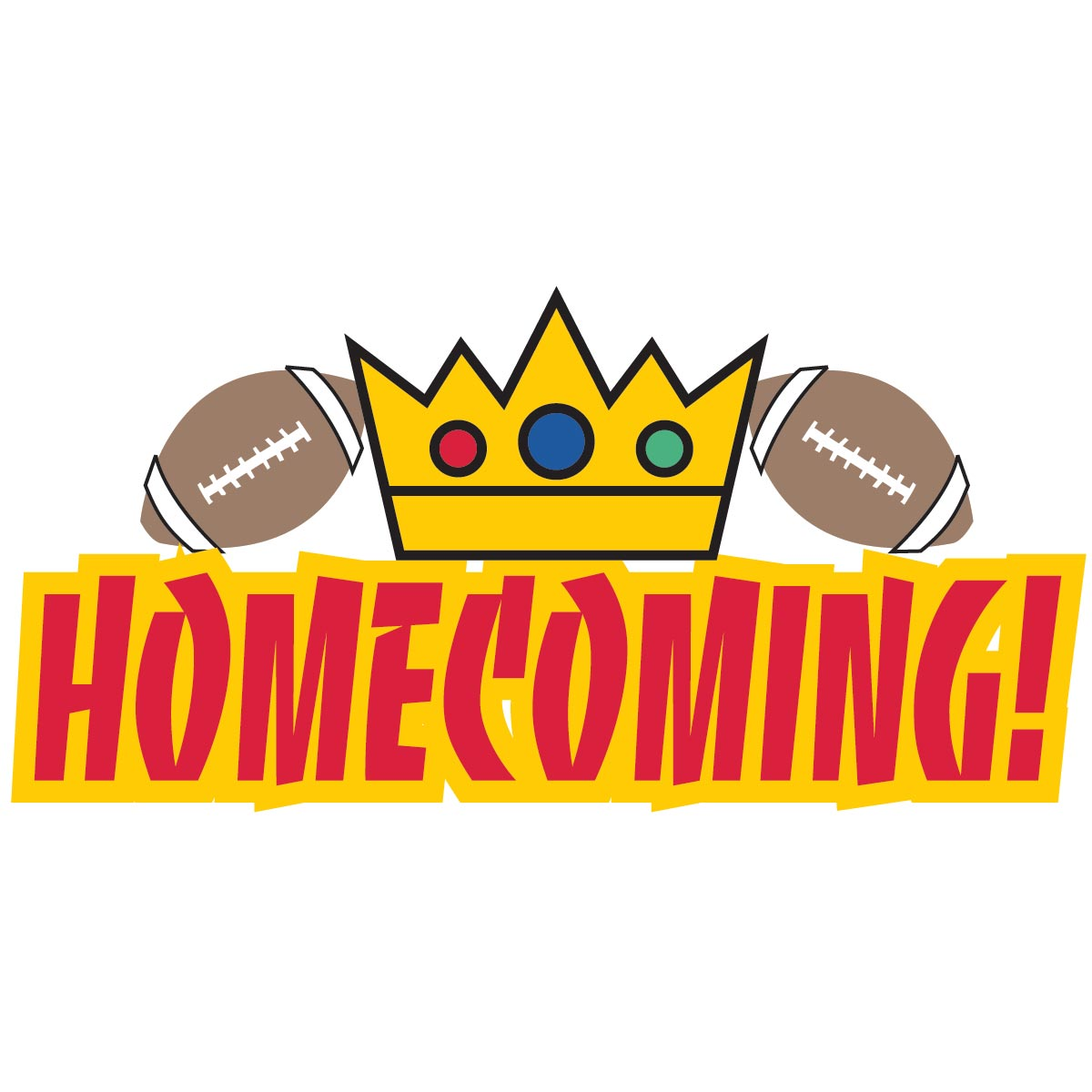 football homecoming 2018